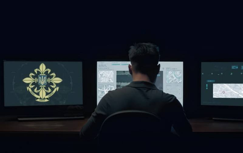 The Foreign Intelligence Service of Ukraine showed a commercial about its work