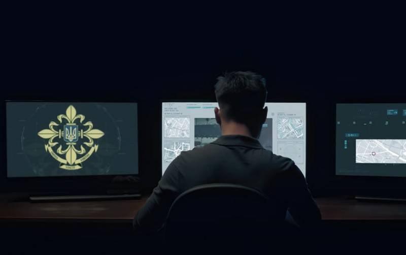 Il servizio di intelligence straniera dell'Ucraina ha mostrato uno spot pubblicitario sul suo lavoro