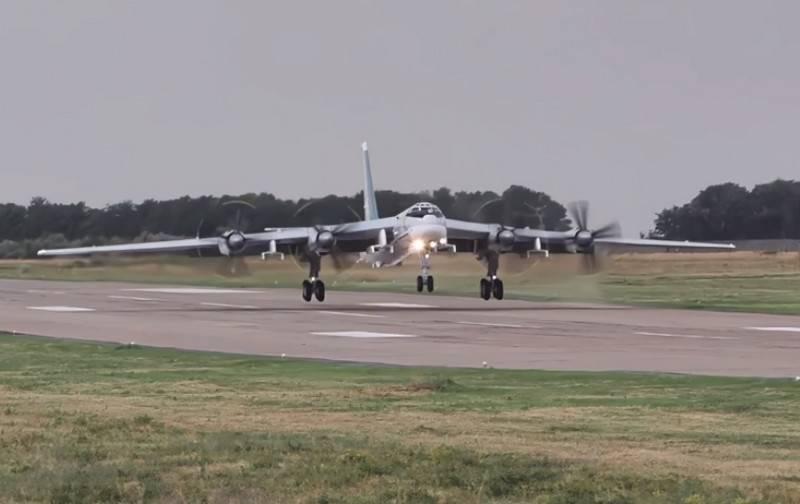 Le Tu-95MSM profondément modernisé a effectué son premier vol