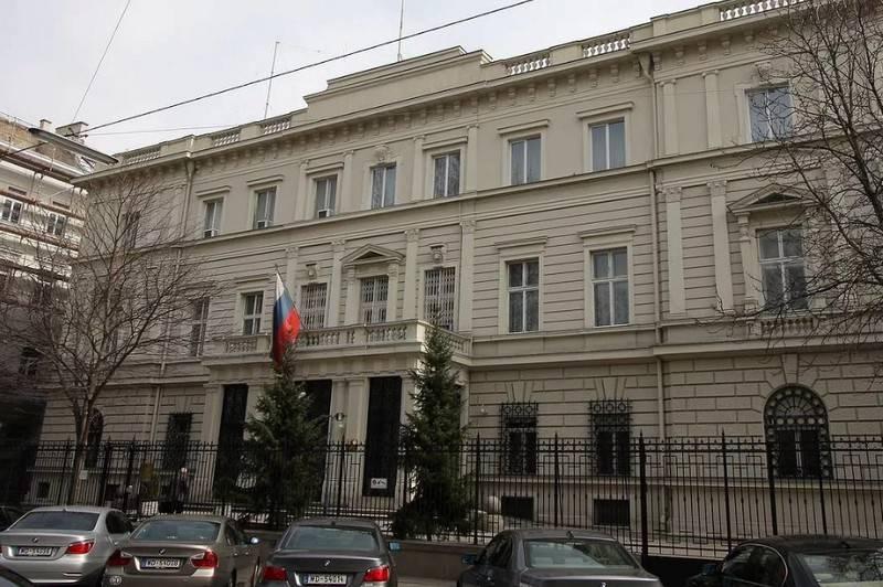 オーストリアはロシアの外交官のペルソナ非グラタを宣言しました