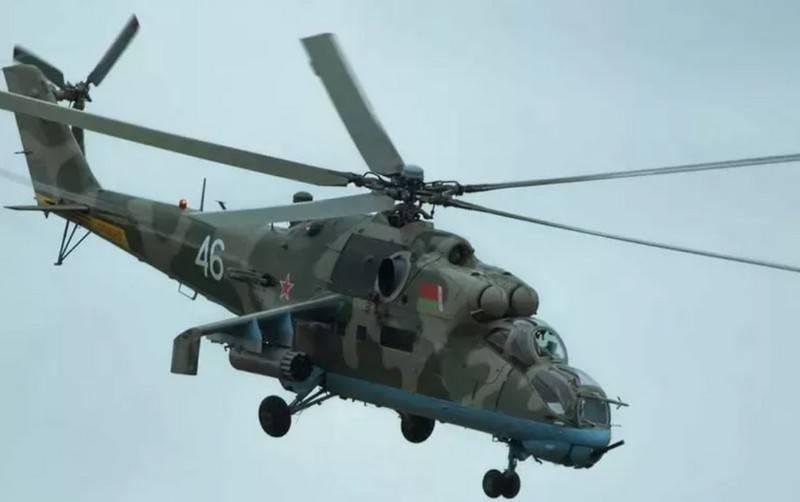 El Ministerio de Defensa de Bielorrusia acusó a Lituania de violar la frontera aérea