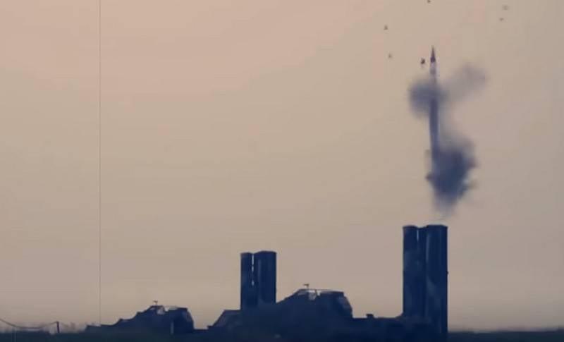 Borisov: testes estaduais do sistema de defesa aérea S-500 começaram