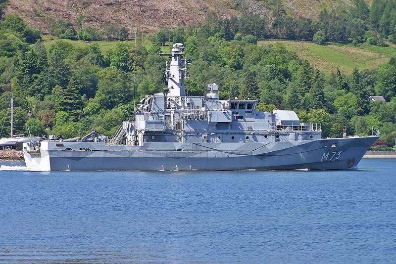 Schweden erhöht seine Kampfbereitschaft in der Ostsee