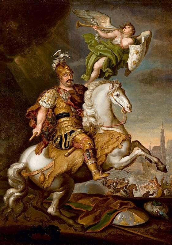 Jan Sobieski. Khotinsky Lion und der Retter von Wien