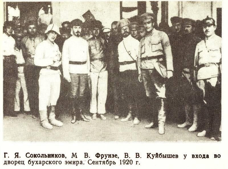 Boukhara Blitzkrieg Frunze
