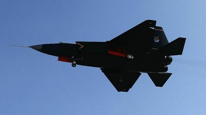 In China: carrier-based fighter J-31 will be the only competitor for the American F-35B