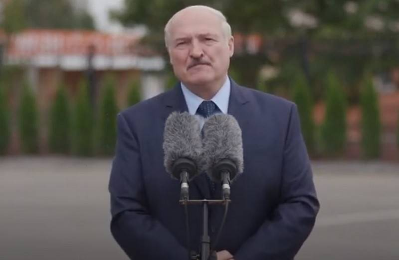 Baltic states impose sanctions against Lukashenka and the Belarusian authorities