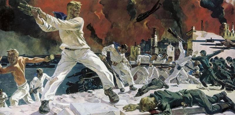 250 дней героической обороны Севастополя и три
