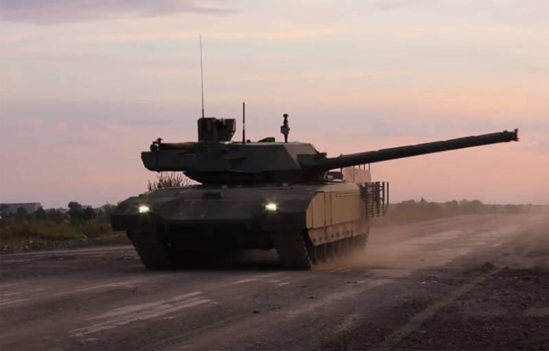 КАЗ «Афганит» танка Т-14 «Армата» имеет высокую эффективность против американских ПТРК TOW и Javelin