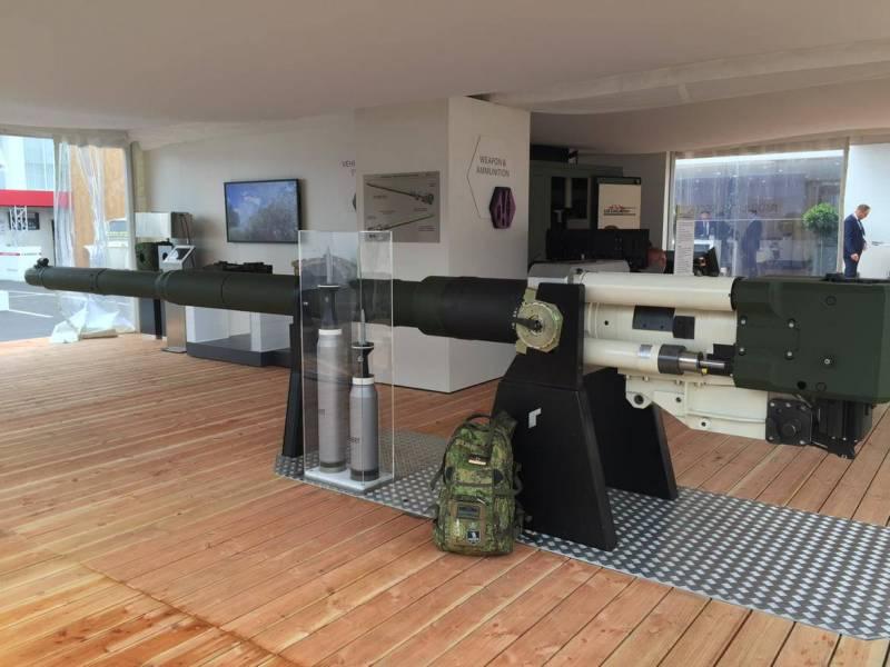 Танковедение будущего: Challenger 2 с пушкой NG 130