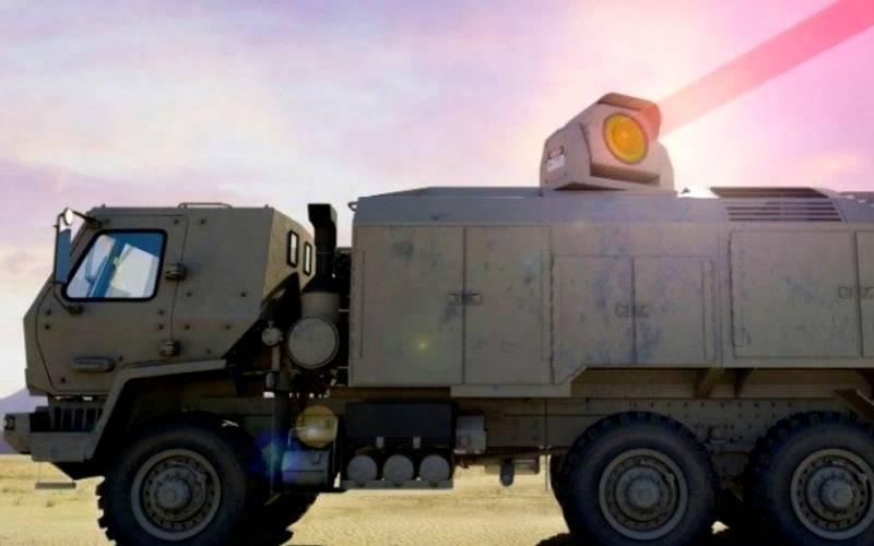 В Пентагоне признали: До поражения ракет лазерами ещё далеко