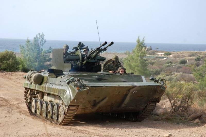 Особенности оборонной промышленности Греции