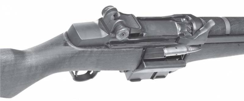 Экспериментальные винтовки T35. Новый патрон и новые магазины для «Гаранда»