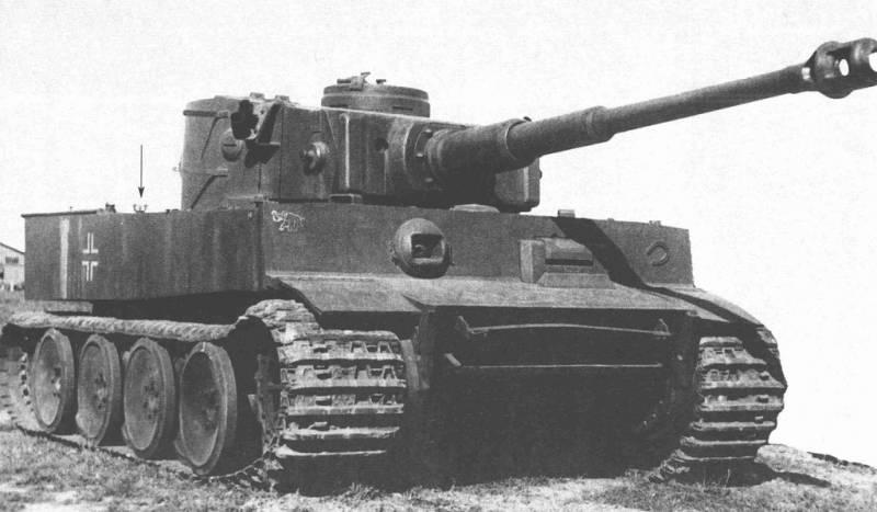 Крепкий орешек. Советский арсенал против немецкого «Тигра»