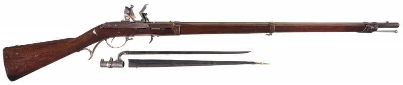 Лучшая казнозарядная кремневая винтовка