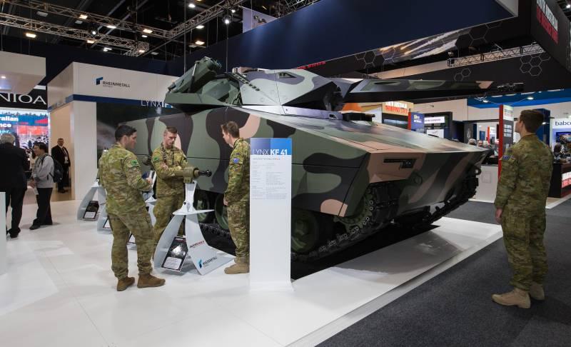 Сухопутные войска Австралии: между реформой и модернизацией