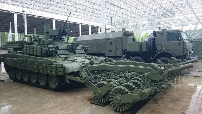 От компонентов до роботов. Разработки ВНИИ «Сигнал» на «Армии-2020»