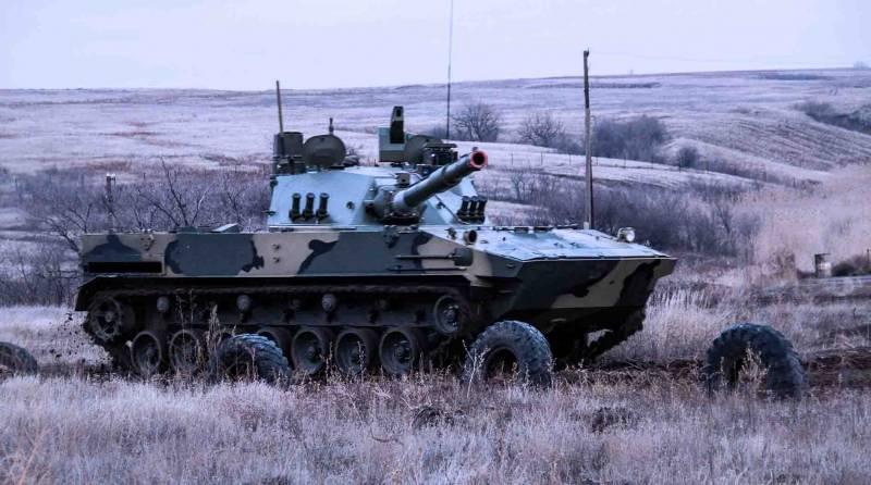 «Спрут-СДМ1» на фоне аналогов. Опережает ли Россия своих оппонентов?