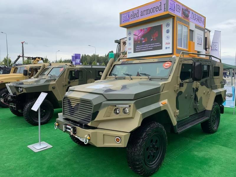 Впервые на выставке: интересные новинки «Армии-2020»