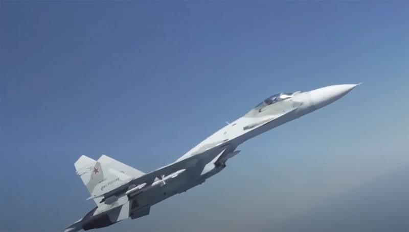 El Ministerio de Defensa ruso comenta sobre las acusaciones de la OTAN de violación de las fronteras aéreas Su-27 de Dinamarca