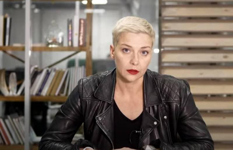 """""""Prêt à devenir un leader"""": Kolesnikova a accepté de diriger les manifestations en Biélorussie"""