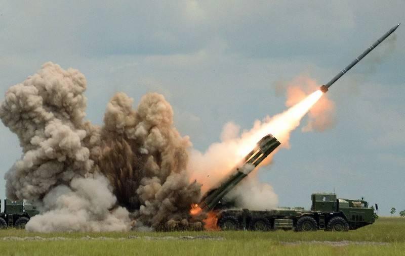 """El Ministerio de Defensa ha firmado un nuevo contrato para el suministro de MLRS """"Tornado-S"""""""