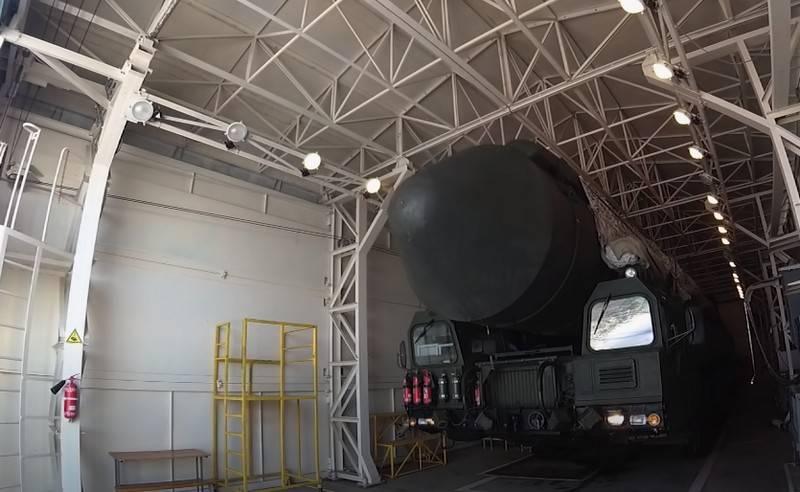 """""""ABD diz çökmek zorunda kalacak"""": Çinli Sohu, Rus ICBM'lerini değerlendirdi"""