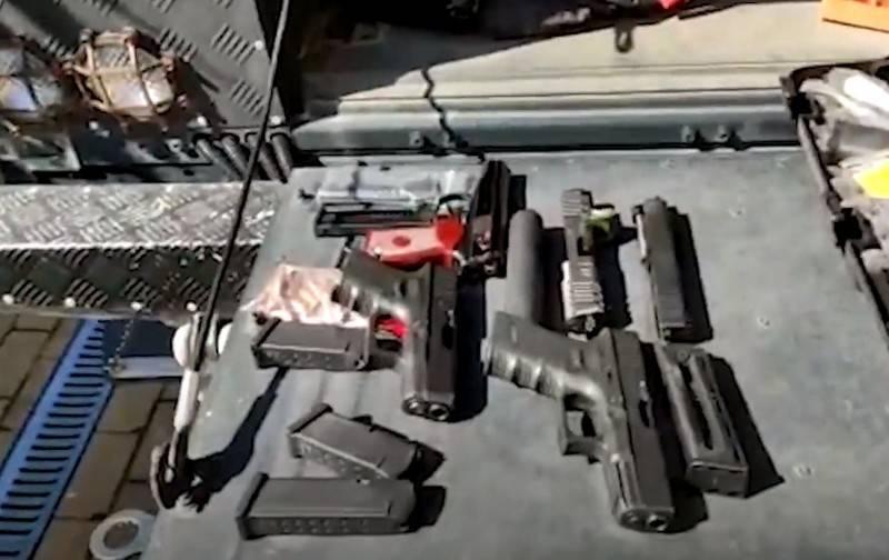 FSB liquidated six clandestine weapons workshops
