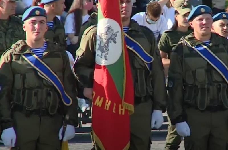 プリドネストロヴィアモルダビア共和国は30周年を迎えます