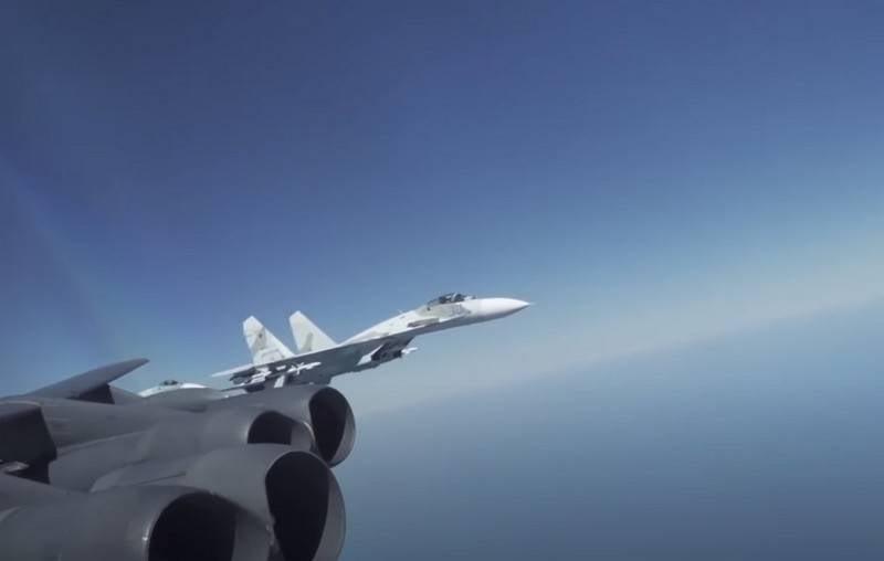 """""""Undenkbare Fehler"""": Die NATO-Luftwaffe kritisierte die Aktionen russischer Kämpfer"""