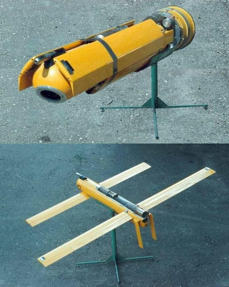 Тридцать шесть унифицированных боеприпасов для ракетного танка