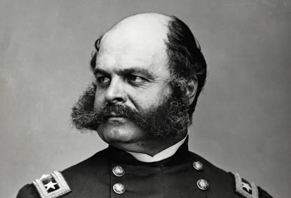 General Burnside'ın karabina: metal kartuşlu ilk karabina
