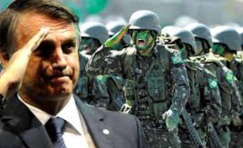 Верховный суд Бразилии потребовал от президента объяснить использование вооружённых сил в Амазонии
