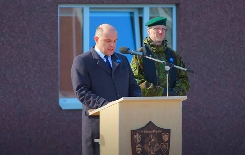 Эстонию обеспокоили военные учения России