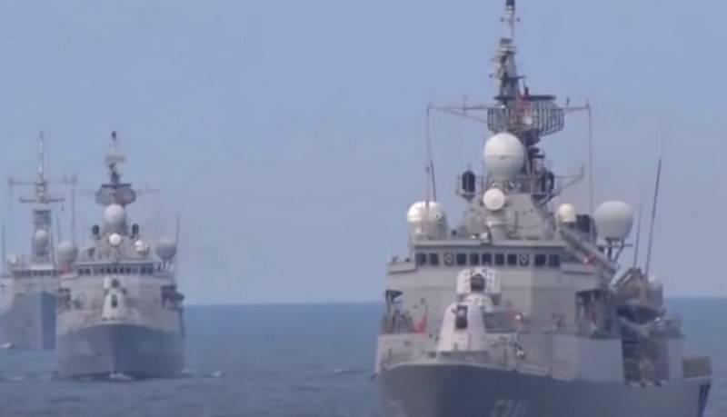 Die Türkei kündigt Militärübungen im Mittelmeerraum an