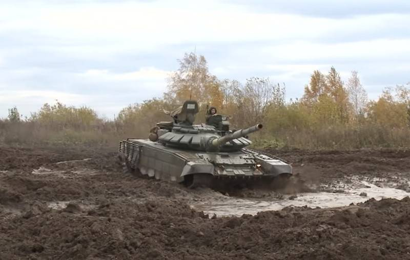 Shoigu announced plans to upgrade all T-72 tanks to the T-72B3 level