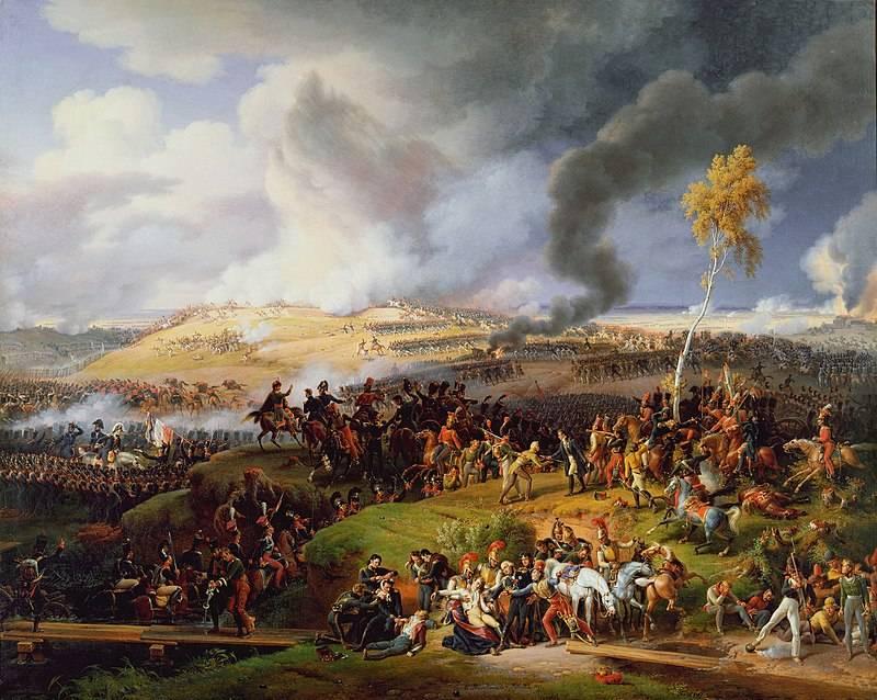 Batalla de Borodino: números y números nuevamente