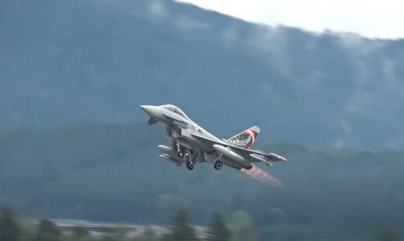 Austria approves sale of EF-2000 Eurofighter Typhoon fighters to Indonesia, Su-35 issue remains open