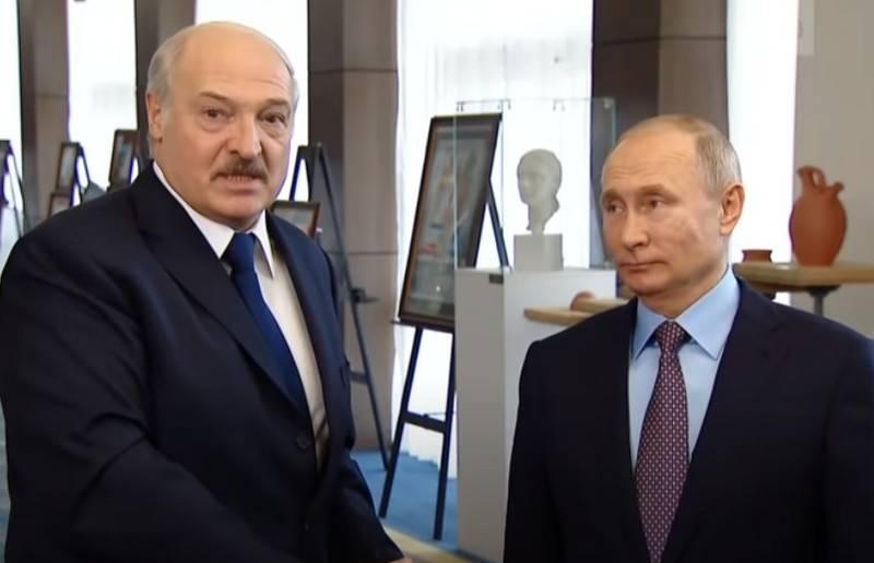 """""""Annexion douce au lieu de saisie"""": les États-Unis ont révélé les plans de Poutine pour la Biélorussie"""