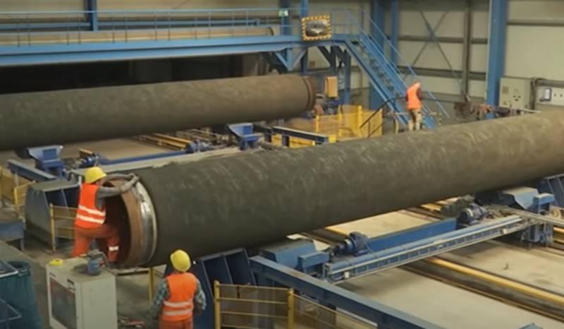 Polonya Almanya'ya Nord Stream 2'ye bir alternatif sunuyor