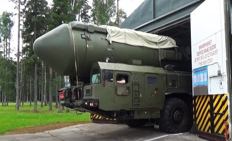 "The Irkutsk Strategic Missile Forces division is fully re-equipped with mobile complexes ""Yars"""