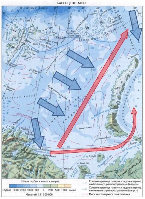 ショットを返します。 バレンツ海のシーウルフはどれほど手ごわいですか?