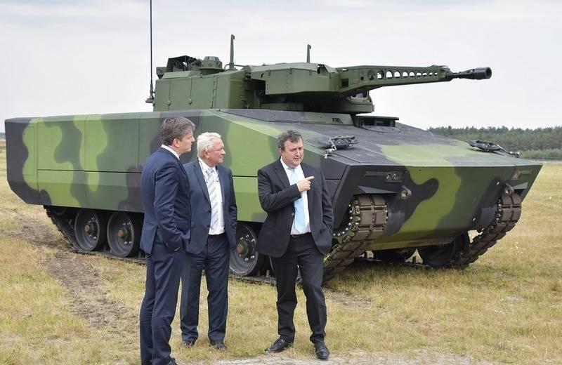 हंगरी ने जर्मन पैदल सेना से लड़ने वाले वाहनों लिंक्स KF41 की आपूर्ति के लिए एक अनुबंध पर हस्ताक्षर किए