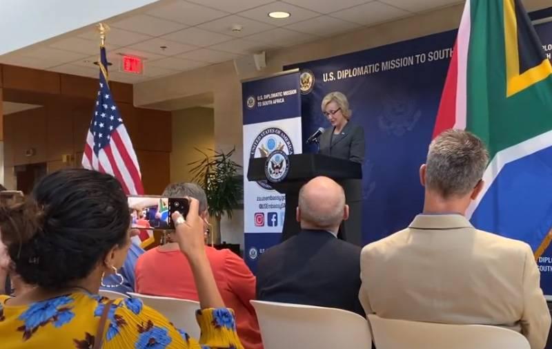 美国媒体:伊朗计划暗杀美国驻南非大使
