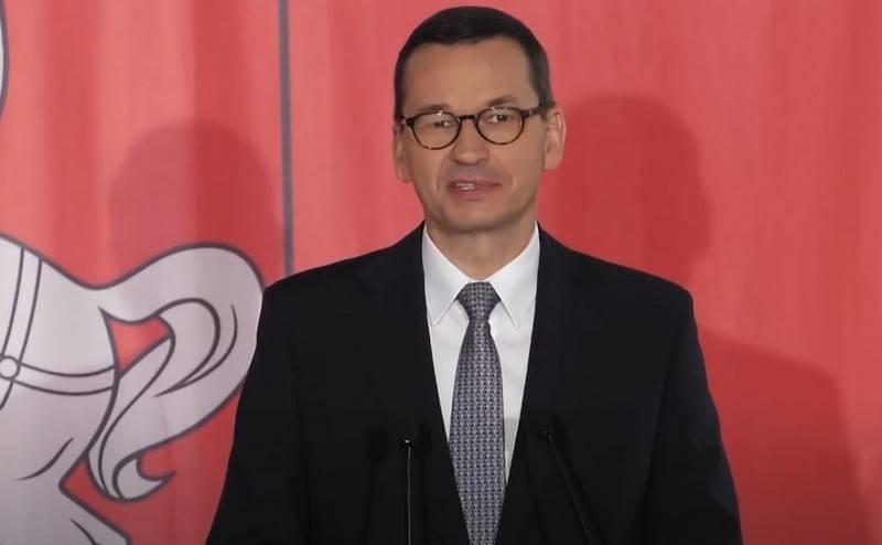 Polonia instó a Alemania a abandonar finalmente Nord Stream 2