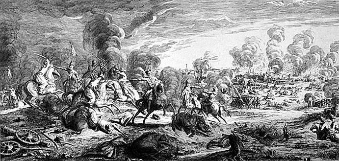 Бурхард Миних. Невероятная судьба саксонца, выбравшего Россию