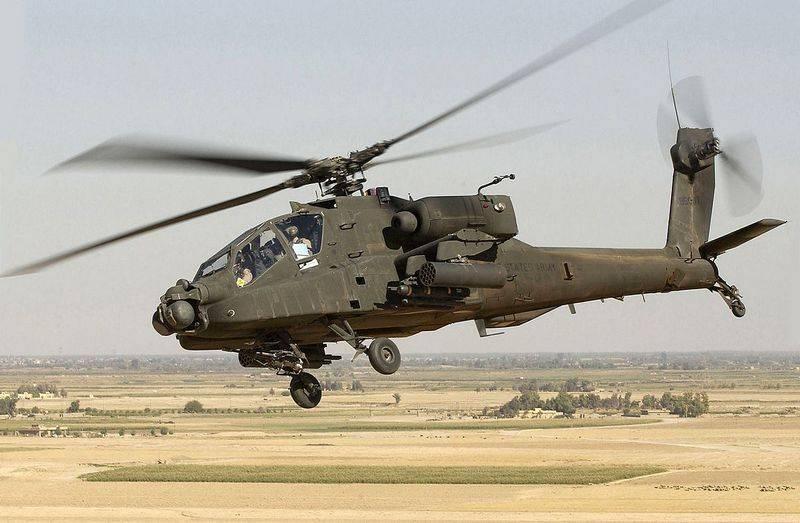 En hızlı XNUMX modern savaş helikopteri
