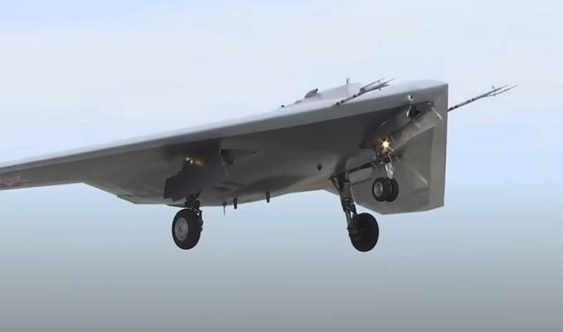 中国新闻:猎人无人机的使用与未来战争的概念完全一致