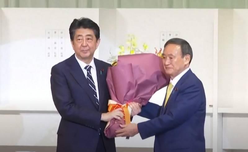 日本当选新任首相