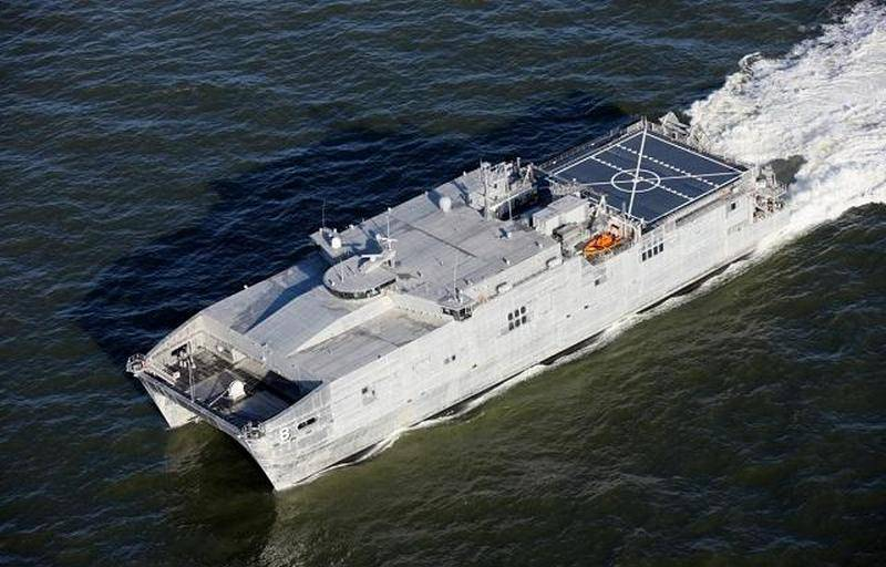 """One can only dream of the Sea of ​​Azov"": American landing ship goes to the Black Sea"